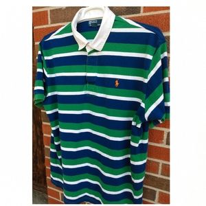 Polo by Ralph Lauren men's XXL Rugby style shirt
